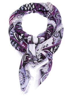 EMILIO PUCCI  - printed scarf