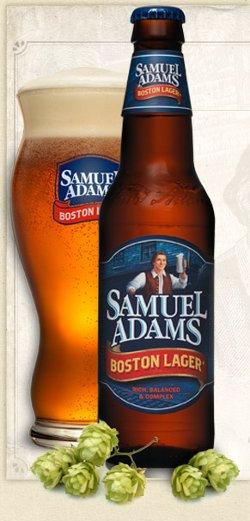 Samuel Adams - Boston Lager Beer