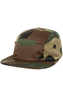Rothco  - The 5 Panel Cap in Woodland Camo