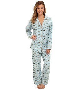BedHead  - Classic Flannel Pajama Pant Set
