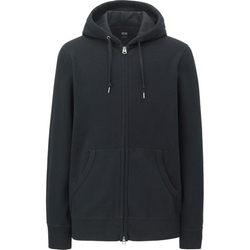 Uniqlo - Sweat Long Sleeve Full Zip Hoodie