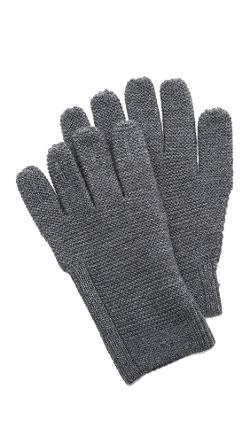Folk  - Reverse Knit Gloves