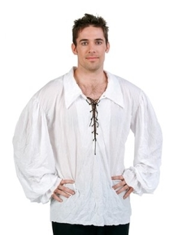 RG Costumes - Renaissance Costume Shirt