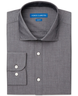 Vince Camuto - Chambray Solid Dress Shirt