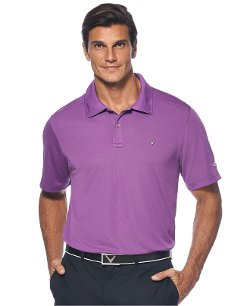 Callaway  - Solid Performance Golf Polo Shirt