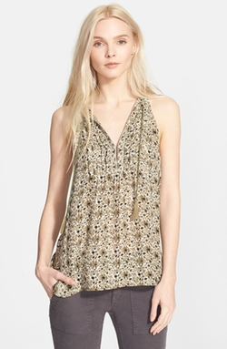 Joie - Shara B Print Silk Top