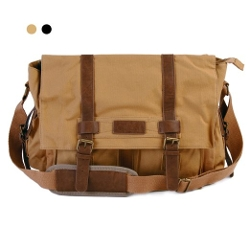 Observ Life - Laptop Messenger Bag