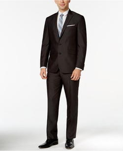 Kenneth Cole Reaction - Micro-Stripe Slim-Fit Suit