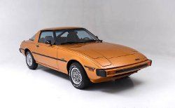 Mazda  - 1980 RX7 Car