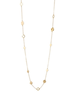 Kenneth Cole New York - Circular Station Long Necklace