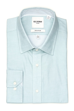 Ben Sherman - Solid Button Front Shirt
