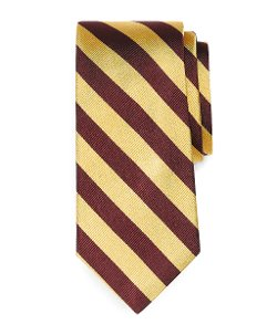 Brooks Brothers - Guard Stripe Tie