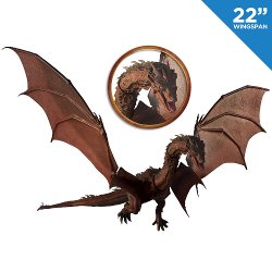 Warner Brothers - Smaug Large Scale Poseable Action Figure
