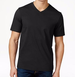 Club Room - Cotton V-Neck T-Shirt