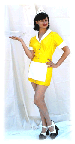 TaylorMaid - Diner Waitress Uniform