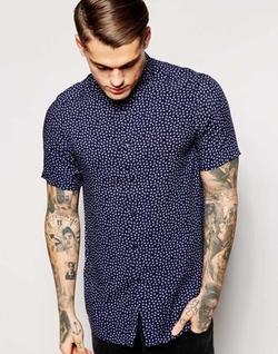 Asos - Paisley Print Shirt