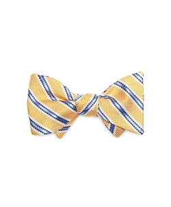 Brooks Brothers - Oxford Stripe Bow Tie