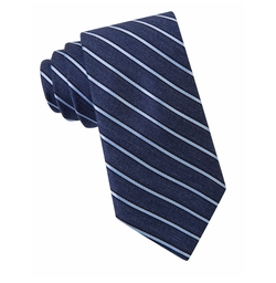 Michael Kors - Silk Striped Tie