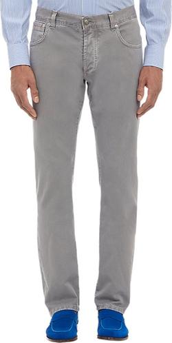 Isaia - Selvedge Denim Jeans
