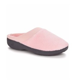 Isotoner Signature - Microterry Pillowstep Slipper