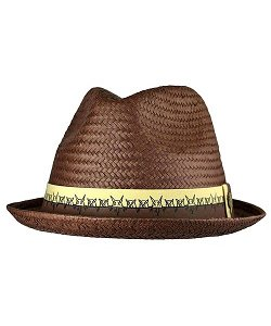 Rocket 448 - Dogtown Rat Ring Fedora Hat