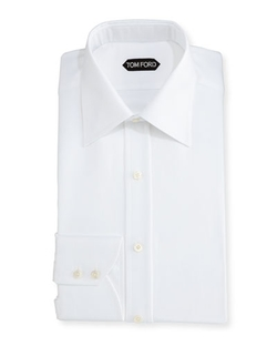 Tom Ford - Pique Dress Shirt
