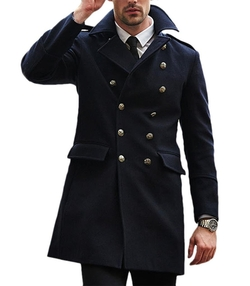 BS Tech - Double Breasted Overcoat