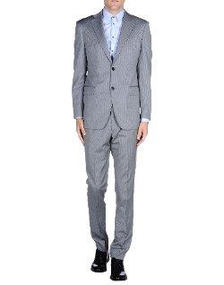 Pierre Balmain - Stripe Suits