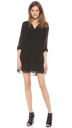 DKNY  - Pure DKNY Drop Waist Tunic / Dress