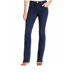 Jag - Petite Marshall Bootcut Jeans