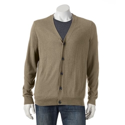 Croft & Barrow  - Classic-Fit Solid Cardigan