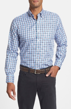Peter Millar - Regular Fit Check Sport Shirt