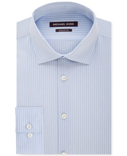 Michael Kors - Stripe Dress Shirt