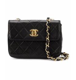 Chanel Vintage - Flap Crossbody Bag