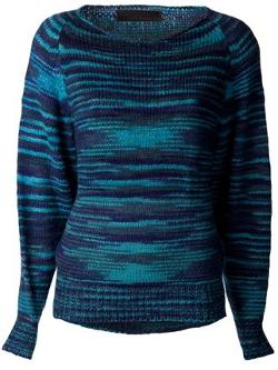 The Elder Statesman  - Baja Cashmere Sweater