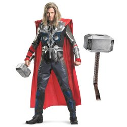 Super Hero - Complete Supreme Thor Adult Costume Set