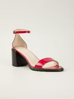 See By Chloé  - Chunky Heel Sandals