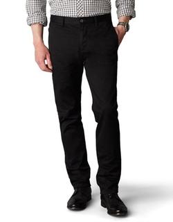 Dockers  - Alpha Slim Flat-Front Pants