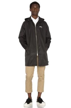 Stussy - Hooded Mac Jacket