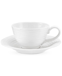 Portmeirion - Sophie Conran Jumbo Cup and Saucer