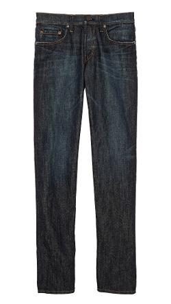 J Brand  - Tyler Crescent Jeans