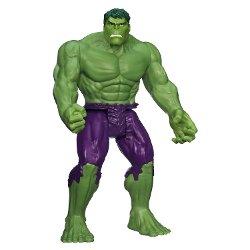 Direct Home Online - Avengers Titan Hero Series Hulk Action Figure