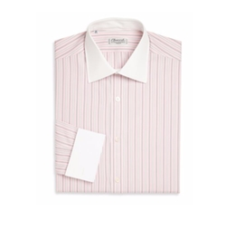 Charvet - Striped Cotton Dress Shirt