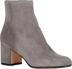 Gianvito Rossi  - Side Zip Ankle Boots