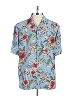 Tommy Bahama - Silk Hawaiian Shirt