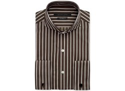 Sean John  - Stripe French Cuff Dress Shirt