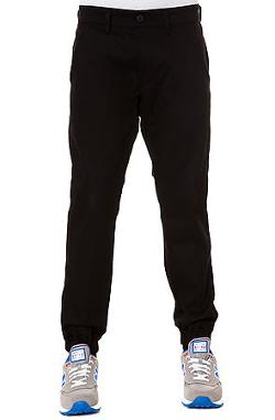 Kennedy Denim Co.  - The Week-End Essentials Jogger Pants in Black