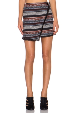 Sam Edelman - Hope Stripe Skirt