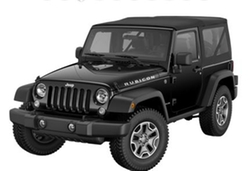 Jeep - Wrangler Rubicon SUV