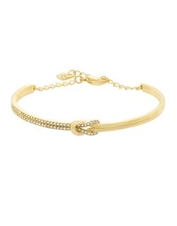 Swarovski - Voile Crystal Knot Bracelet